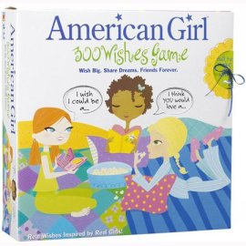 American Girl 300 Wishes Game - Wish Big. Share Dreams. Friends Forever.