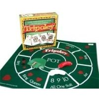 Tripoley Deluxe Mat with BONUS Texas Hold 'Em
