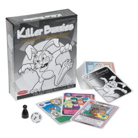 Killer Bunnies and the Quest for the Magic Carrot - Twilight White Booster Deck