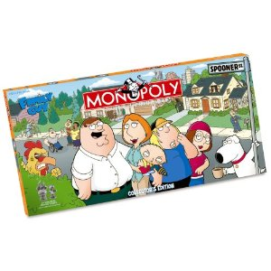 Monopoly: Family Guy Collector's Edition