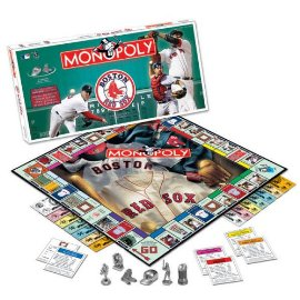Monopoly: Boston Red Sox Collector's Edition