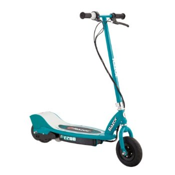 Razor E200 Electric Scooter (Teal)