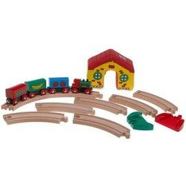 BRIO My 1st Railway (15pc) Train Set