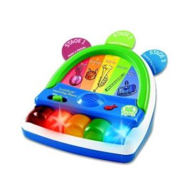 LeapStages Learning Piano