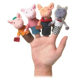 Storytime The Three Little Pigs FP Box Set