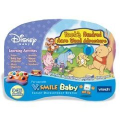 V.Smile Baby Pooh Cartridge