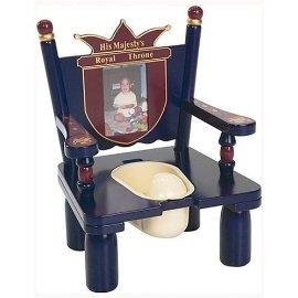Potty Buddy His Majesty's Throne