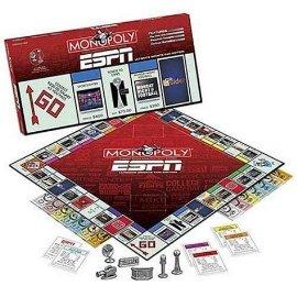Monopoly: ESPN Ultimate Sports Fan Edition