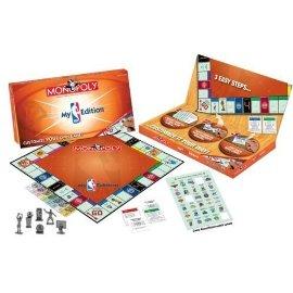 Monopoly: My NBA Edition