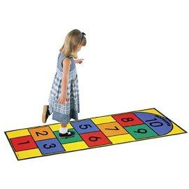 Hopscotch Playmat