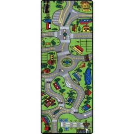 Giant Road Playmat