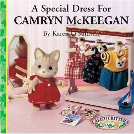 Calico Critters-A Special Dress for Camryn McKeegan