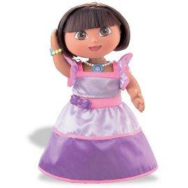 Dora the Explorer: Dress and Dance Dora Doll
