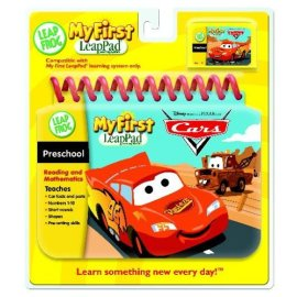 My First LeapPad Book: Cars