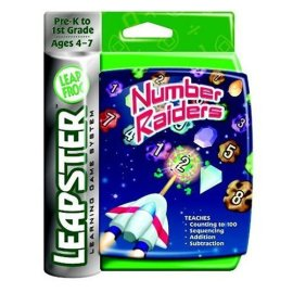 Leapster Arcade: Number Raiders