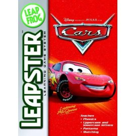 Leapster Cars Cartridge