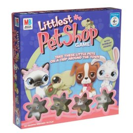 Littlest Pet Shop Game