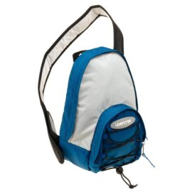 Leapster Kids Carry-It-All Backpack: Blue & Grey