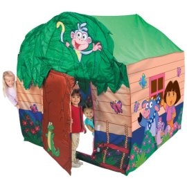 Dora the Explorer: Dora's Mega Tree House Play Tent - Fits up to Six Kids!