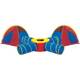 Tunnels of Fun Super Play Jumbo Junction Set