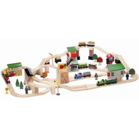 Thomas & Friends Wooden Railway - Lift & Load Set