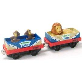 Thomas & Friends Zoo Car