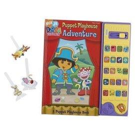 Dora the Explorer Princess Dora Puppet Theater
