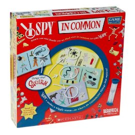 I SPY In Common Game