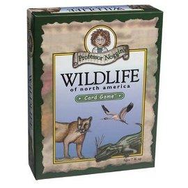 Professor Noggin's Wildlife of North America Game