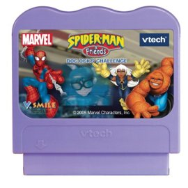 V.Smile Smartridge Spiderman and Friends-Doc Ock's Challenge