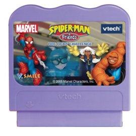 V.Smile Smartridge Spiderman and Friends-Doc Ock's Challenge