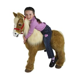 Fur Real Friends Butterscotch Pony