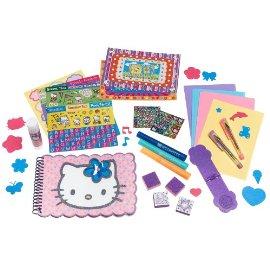 Hello Kitty Scrapbook Kit