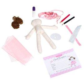Ballerina Doll Making Kit