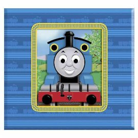 Thomas the Tank Embossed Scrapbook