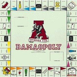 University of Alabama - Bamaopoly