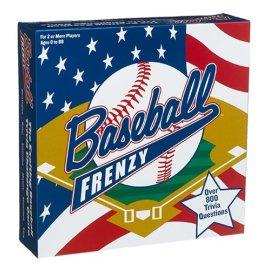 Baseball Frenzy Board Game