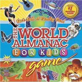 The World Almanac For Kids Game