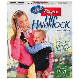 Hip Hammock Basic--Black