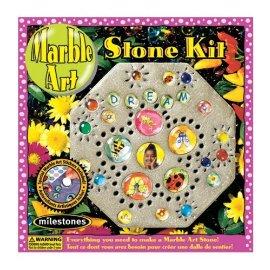 Marble Art Stepping Stone Kit