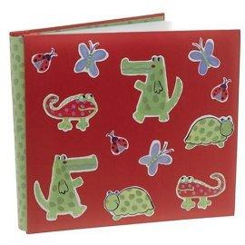 Critters Scrapbook Album