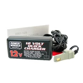 12V Quick Charger