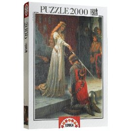 The Accolade, E.B.Leighton 2000pc Puzzle