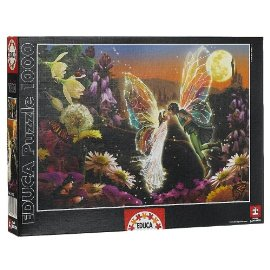 The Kiss 1000pc Puzzle