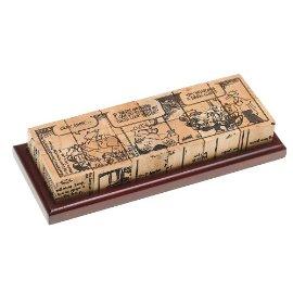 3-D Comic Cube Puzzle - Shoe