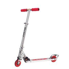 Razor A2 Scooter: Red