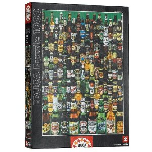 Beers 1000pc Puzzle