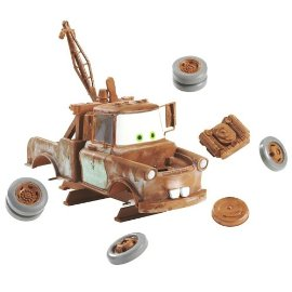 Cars Later Mater Game