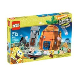 Lego SpongeBob Adventures at Bikini Bottom (3827)