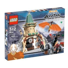 Lego Play Themes Nick Avatar Air Temple (3828)